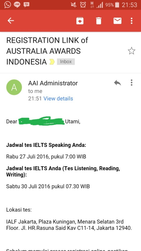 AAS email 2