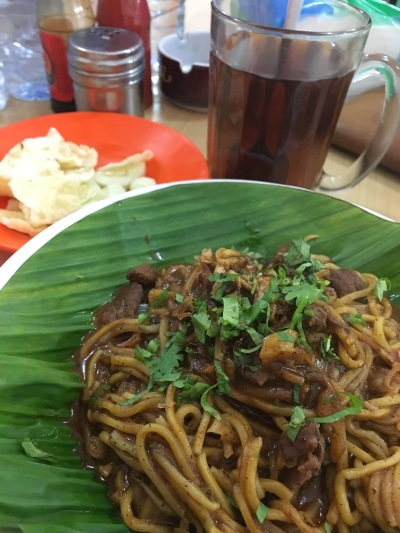 Mie Goreng Aceh Daging Rusa