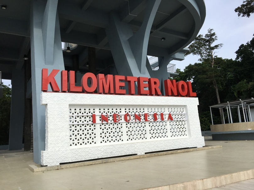 Kilometer Nol Indonesia @ Sabang - Aceh
